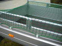 Anhängernetz Abdecknetz 2,5 x 1,5 m knotenlos